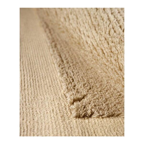 Vlněný koberec Dama 610 Beige, 60x120 cm