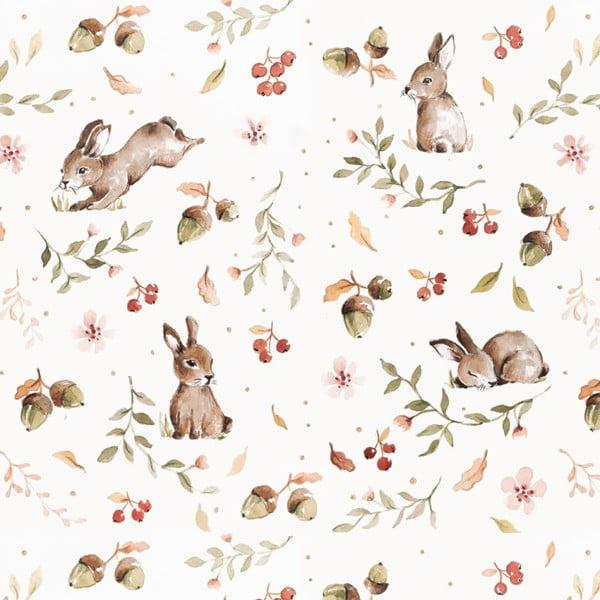Tapeta na zeď Dekornik Happy Rabbits, 50x280cm