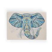 Tablou Surdic Lino Elephant, 50 x 70 cm