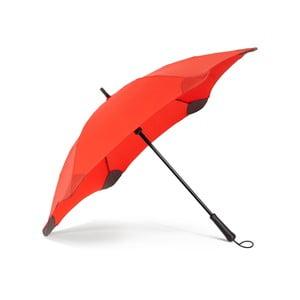 Vysoce odolný deštník Blunt Lite 110 cm, červený