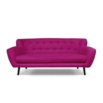 Canapea cu 3 locuri Cosmopolitan desing Hampstead, roz de la Cosmopolitan Design