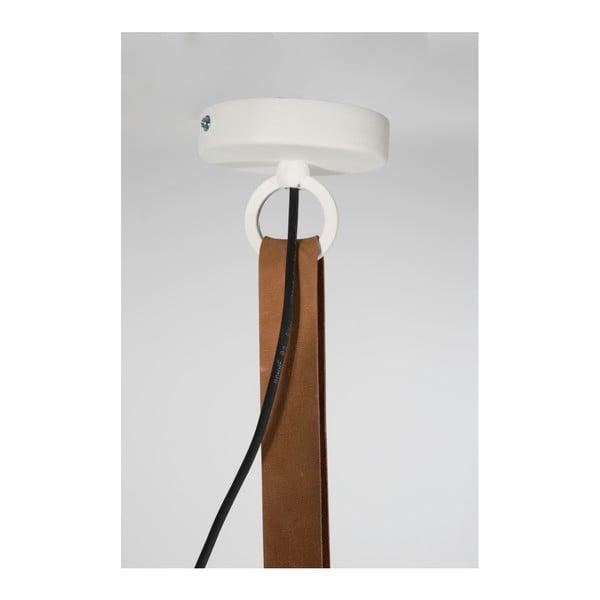Bílé stropní svítidlo Zuiver Dek, ⌀40cm