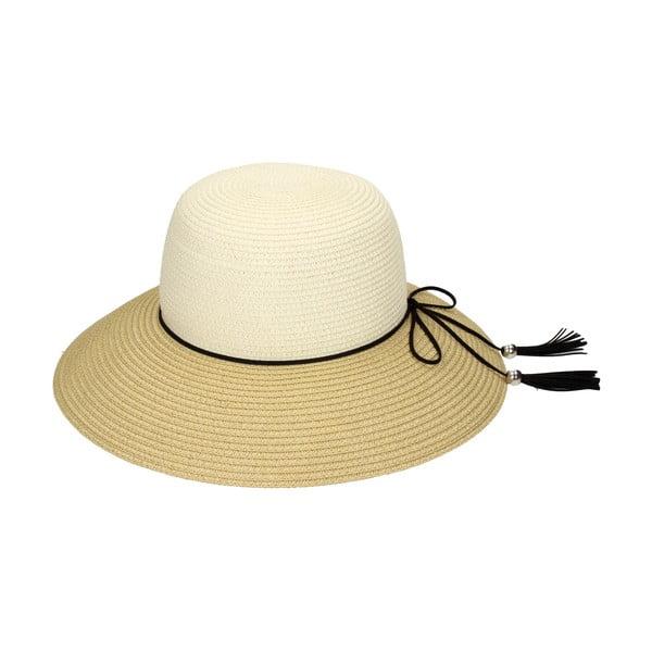 Slaměný klobouk Natural/Beige