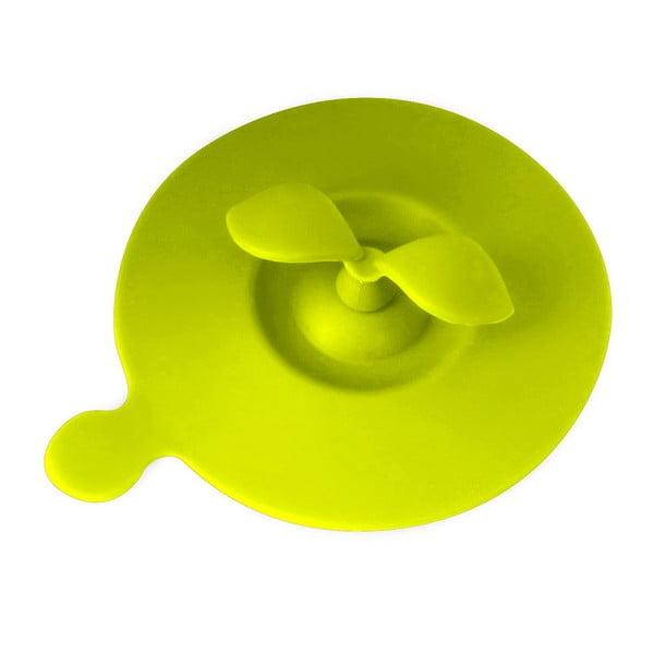 Silikonové víčko na hrnky Leaves