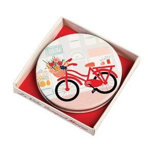 Kapesní zrcátko Rex London Le Vélo, 7cm