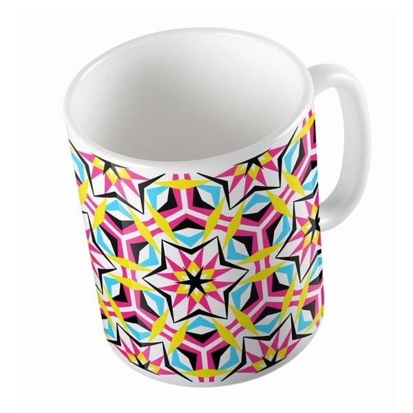 Keramický hrnek Kaleidoscop, 330 ml