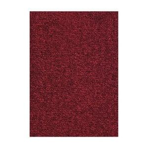 Červený koberec Hanse Home Nasty, 67 x 120 cm