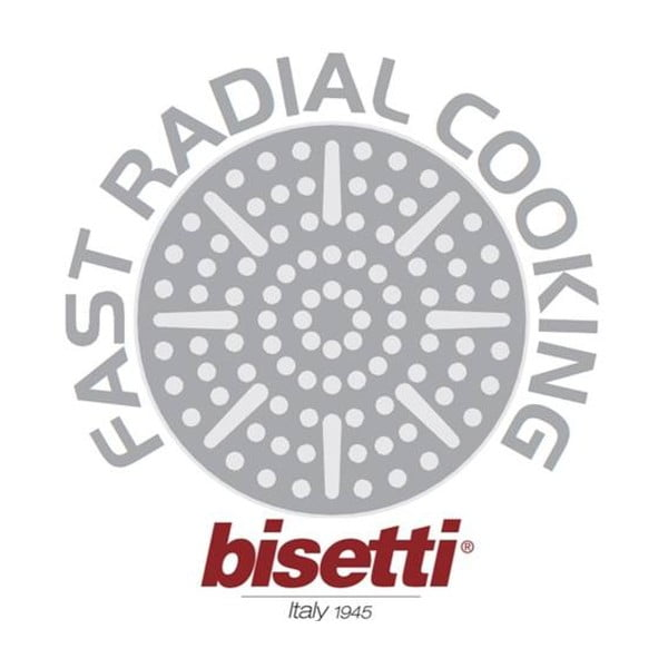 6dílný set nádobí s poklicemi Bisetti Stonerose Rose Giulio