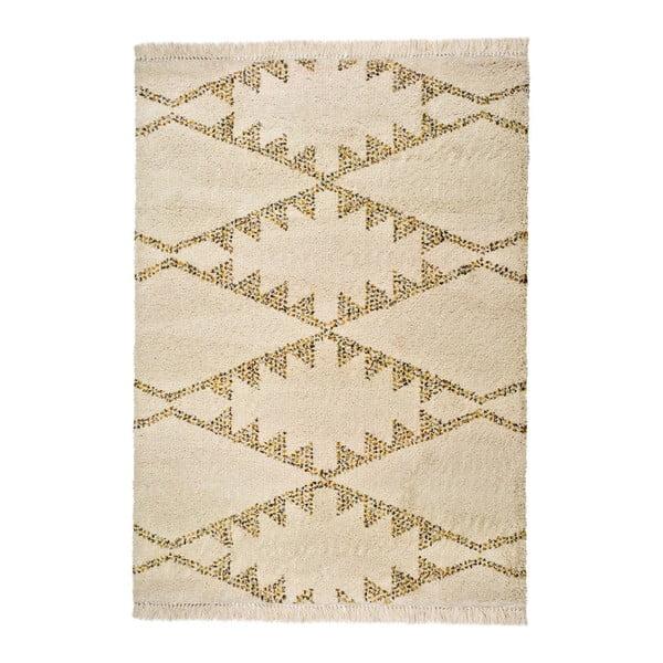 Béžový koberec vhodný i na ven Universal Zaida, 200 x 290 cm