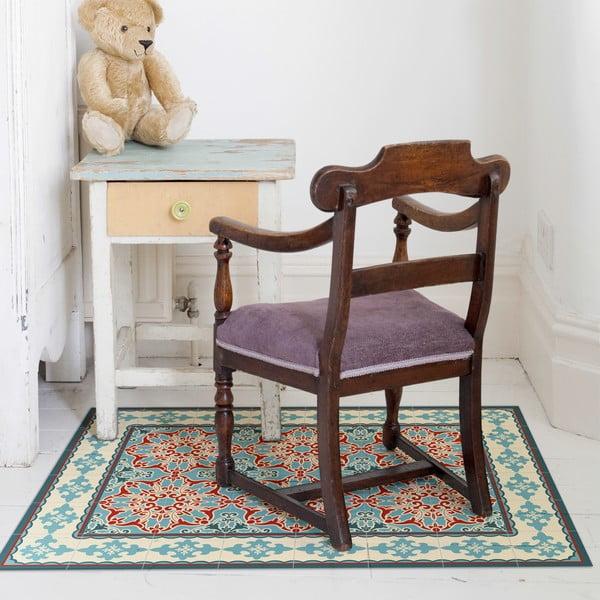 Koberec z PVC Elisabethan, 100x60 cm