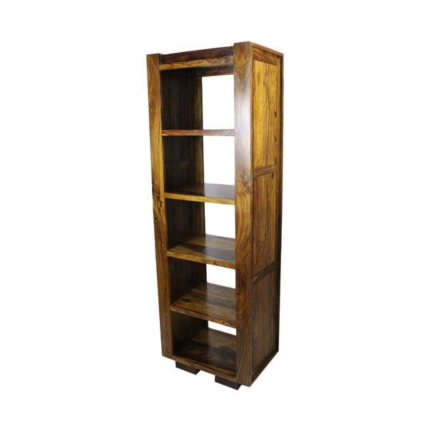 Knihovna z palisandru Indigodecor, 60x180 cm
