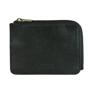 Portofel din piele O My Bag Zip Coin Classic Dark