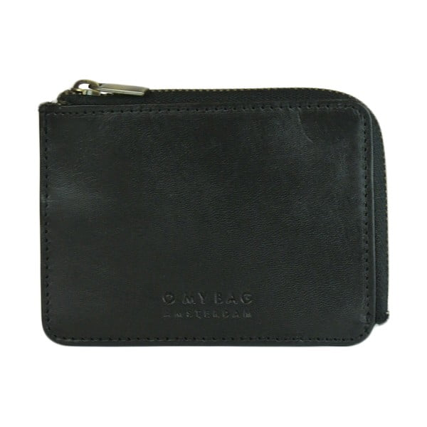 Kožená peněženka O My Bag Zip Coin Classic Dark