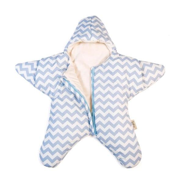 Dětský spací vak Star Light Blue