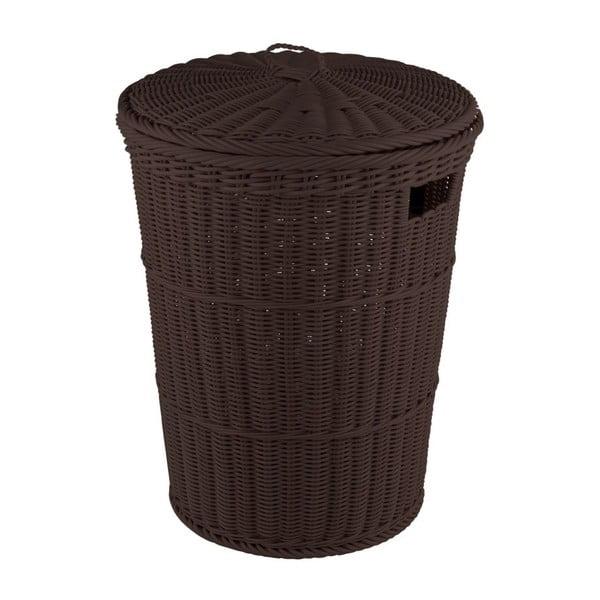 Košík Tonne Brown, 40x48 cm