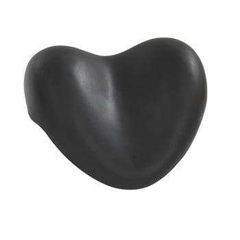 Suport pentru cadă Wenko Bath Pillow Black, 25 x 11 cm, negru de la Wenko