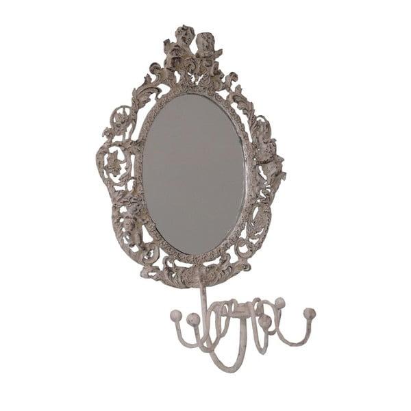 Zrcadlo s věšákem Antic Line Noble