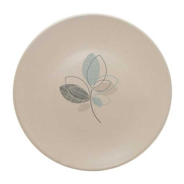 Sada 2 talířů 26 cm, modrá