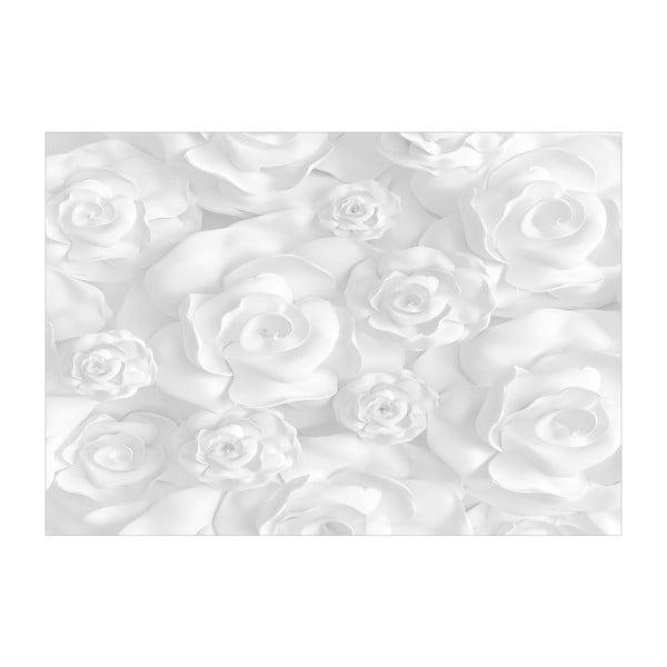 Velkoformátová tapeta Bimago Plaster Flowers, 400x280cm
