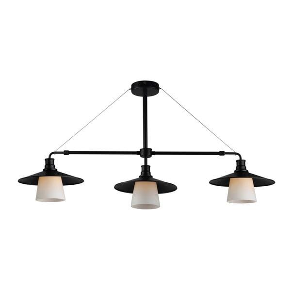 Světlo Candellux Lighting Foft Three, černé