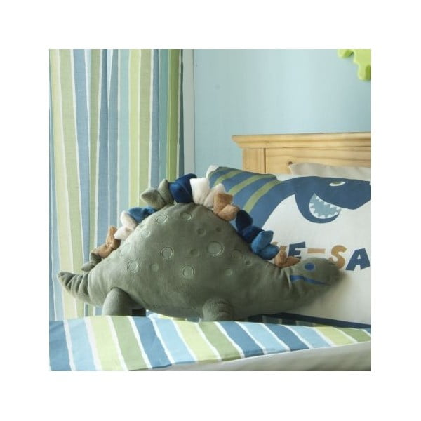 Dětský polštář Catherine Lansfield Dino, 54 x 30 cm