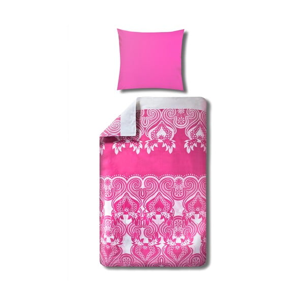Povlečení Cashmire Pink, 135x200 cm