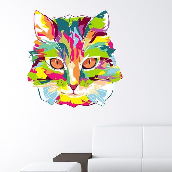 Samolepka Ambiance Cat Wonderland