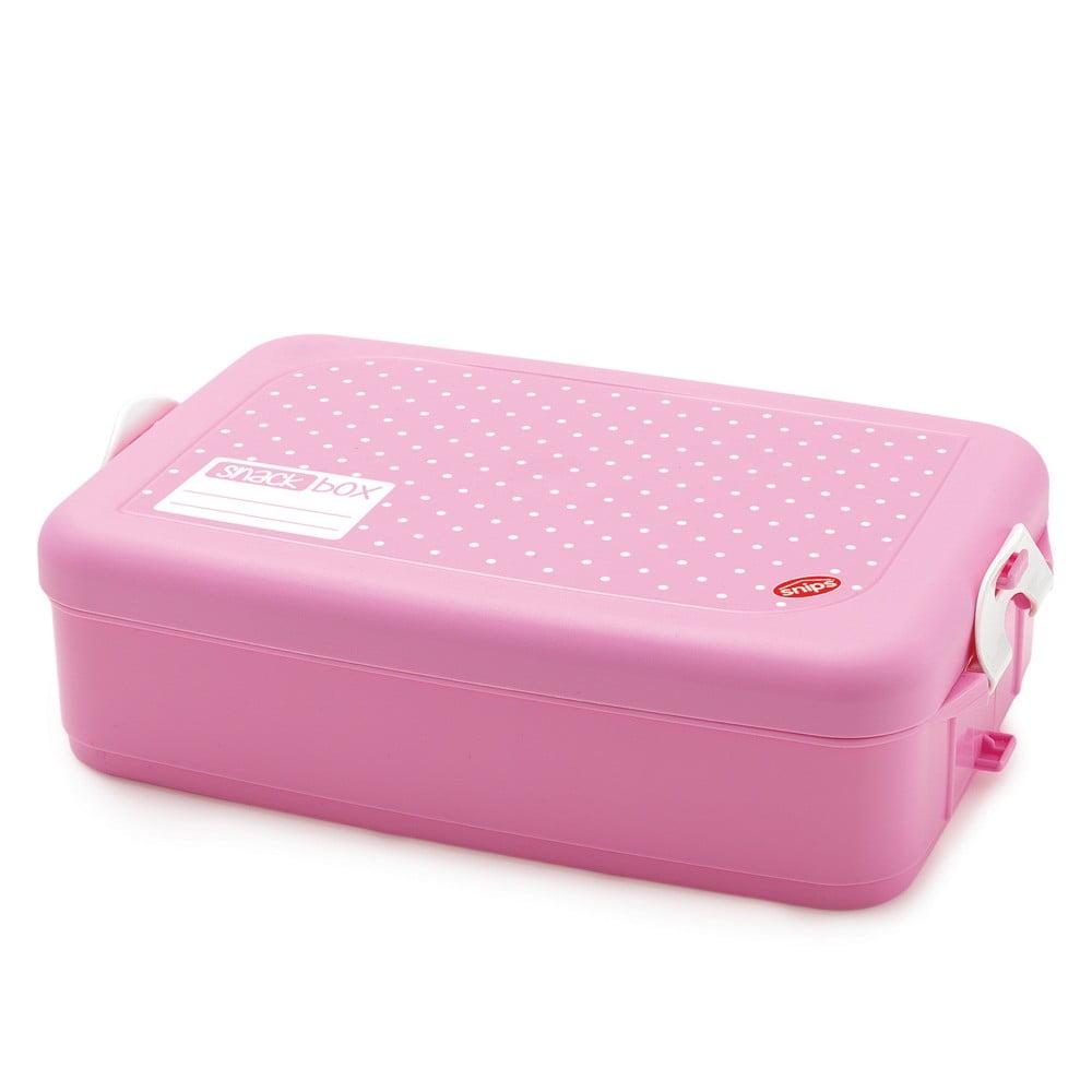 Box na svačinu Snack Pink