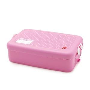Caserolă pentru gustare Snack Pink