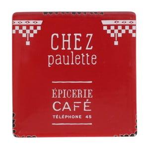 Set 4 suporturi pentru cești Comptoir de Famille Paulette
