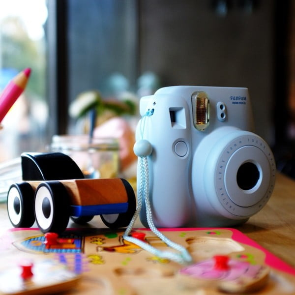 Foťák Instax Mini 7S Blue