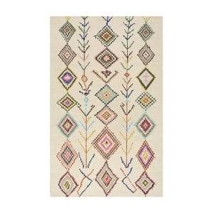 Covor de lână Aztec Mayo, 120x183 cm