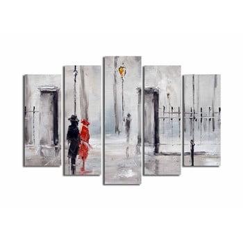 Tablou din mai multe piese Two Of Them, 105 x 70 cm de la Unknown