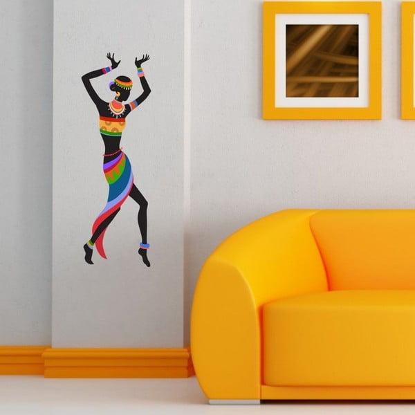 Dekorativní nálepka na stěnu Dance Women