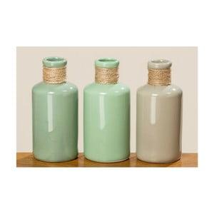 Set 3 vaze din ceramică Boltze Nanta