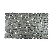 Covoraș din cauciuc Mars&More Silver Stones, 75 x 45  cm