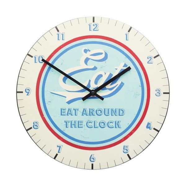 Nástěnné hodiny Kitchen Craft Stateside
