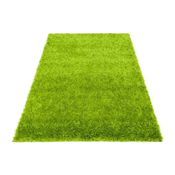 Koberec Grip Green, 70x140 cm