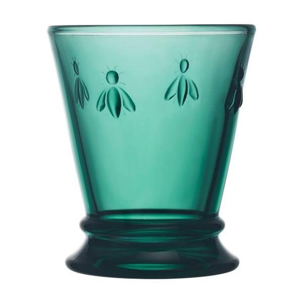Smaragdovozelený pohár La Rochére Bee, 300 ml