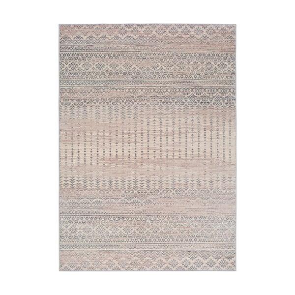 Barevný koberec s příměsí viskózy Universal Sabah, 200 x 140 cm