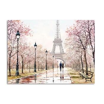 Tablou imprimat pe pânză Styler Watercolor, 60 x 80 cm imagine