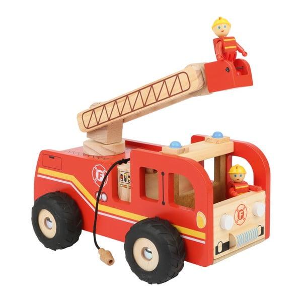 Wóz strażacki z 2 strażakami Legler Engine