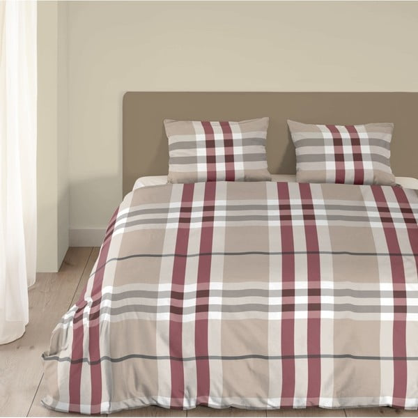 Lenjerie de pat din bumbac Good Morning Charley, 240 x 200 cm
