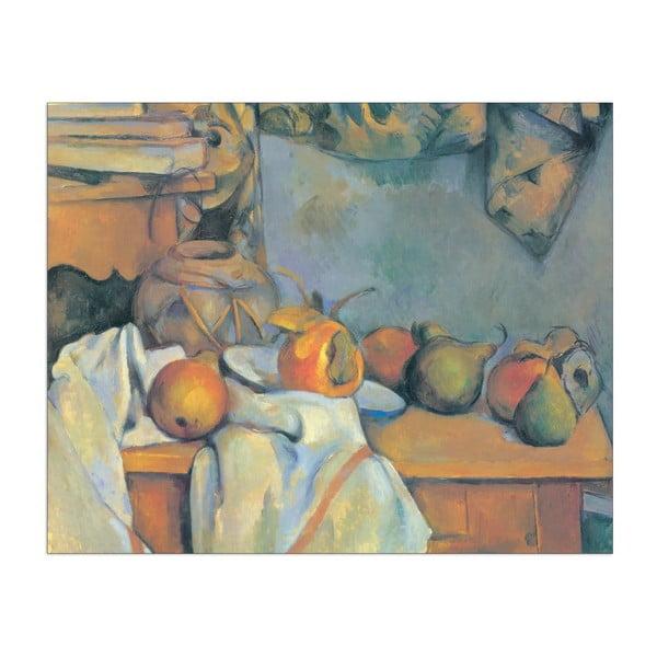 Paul Cezanne - Ovoce