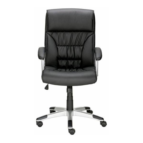 Černá kancelářská židle Støraa Tampa