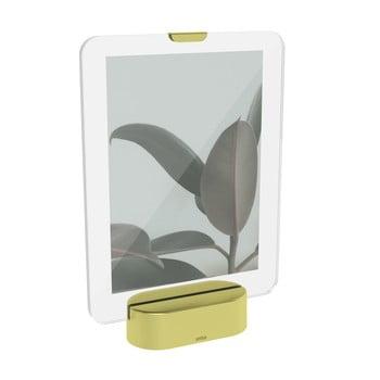 Ramă foto cu LED Umbra Glo, 13 x 18 cm, auriu imagine