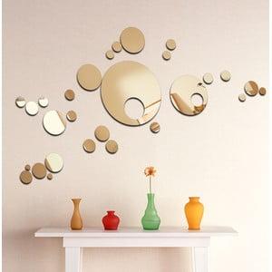Dekorativní zrcadlo Retro bubliny