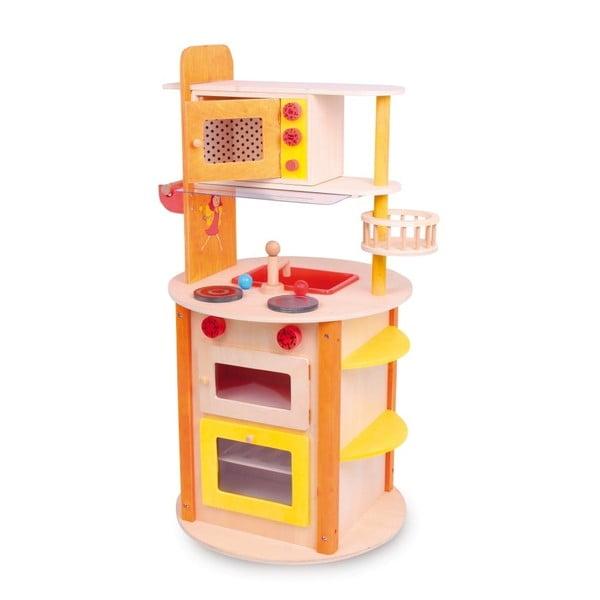 Dřevěná kuchyňka na hraní Legler Leonie