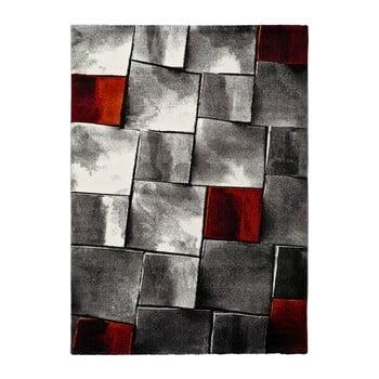 Covor Universal Amy Rojo, 120 x 170 cm