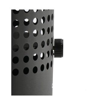 Lampă pe gaz Cosi Drop, înălțime 37 cm, negru